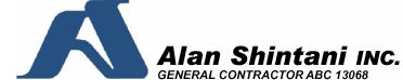 Alan Shintani Inc.